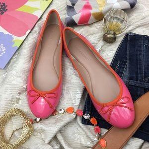 BR - Pink & Orange 🍊 Flats